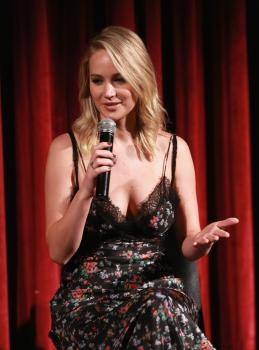 Jennifer Lawrence at the Official Academy Screening 6