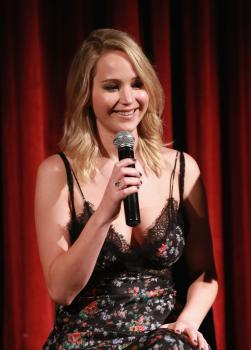 Jennifer Lawrence at the Official Academy Screening 7