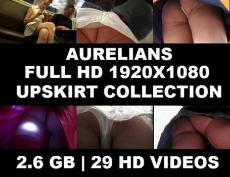 AureliansUpskirt SiteRip