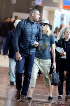 Jennifer Lawrence at Charles de Gaulle Airport 5