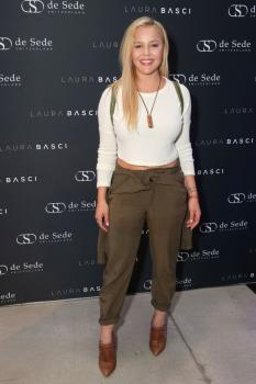 Abbie Cornish at the Laura Basci and 2