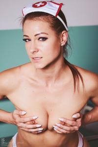 Melisa Mendini - Horny Nurse