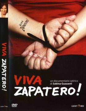 Viva Zapatero (2005) DVD5 COPIA 1:1 ITA
