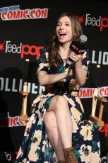Katelyn Nacon - TWD Panel at New York Comic-con | October 7, 2017