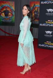 Chloe Bennet - Premiere of Disney and Marvel's *Thor: Ragnarok* in LA - Oct 10 l6217cajrz.jpg