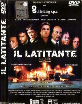 Il latitante (2003) DVD5 COPIA 1:1 ITA